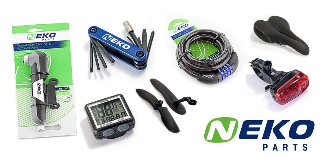 Neko - велоаксессуары